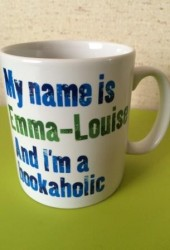 I've got the mug. Now I just need the T-shirt.