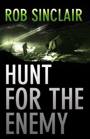 Hunt for the Enemy - final cover