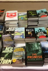 Spotted: Simon Booker's 'Without Trace'