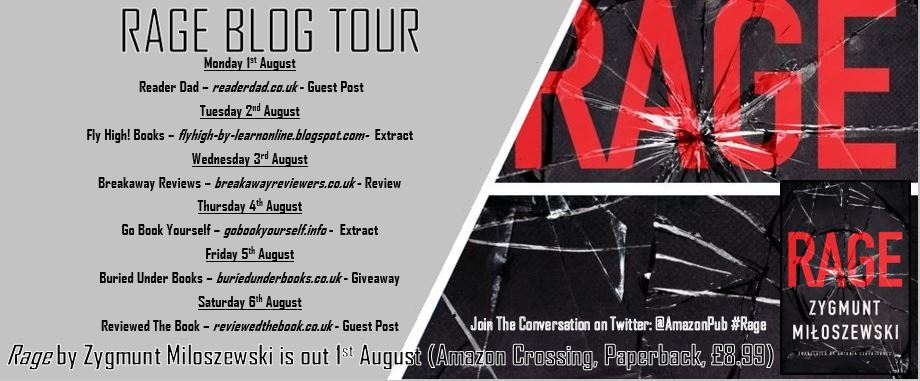 Blog Tour: #Rage