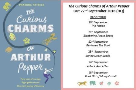 Blog Tour: #ArthurPepper