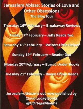 Blog Tour: #JerusalemAblaze