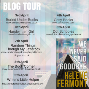 Blog Tour: #WeNeverSaidGoodbye