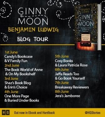 Blog Tour: #GinnyMoon