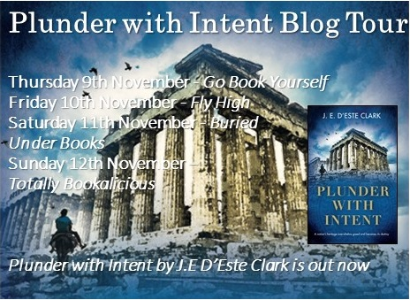 Blog Tour: #PlunderwithIntent