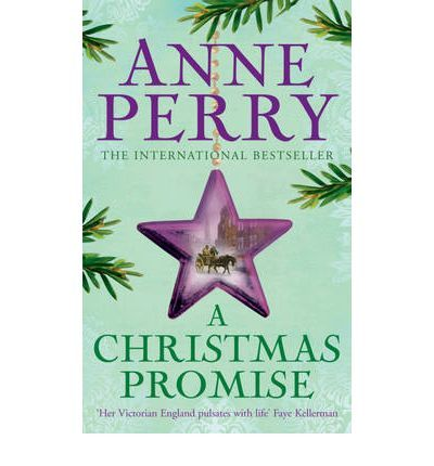 The Christmas Promise Book.Review A Christmas Promise By Anne Perry Buried Under Books