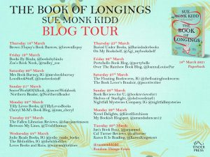 BlogTour: the book of longings
