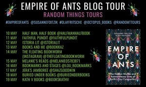 Blog Tour: #EmpireofAnts